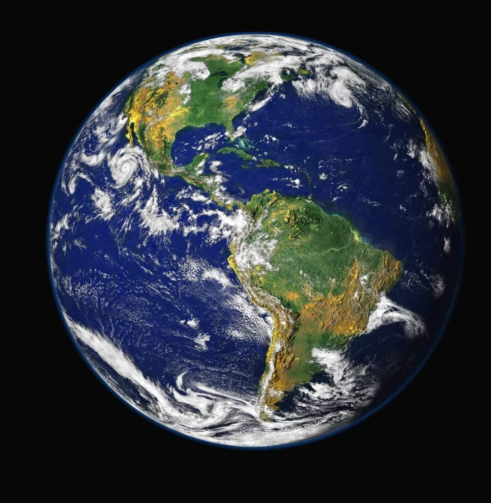Green Earth Can Save Life